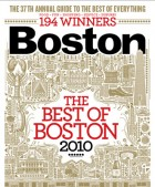 In the Press: Best of Boston 2010 by Boston Magazine