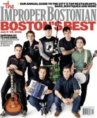 In the Press: Boston's Best 2008 by Improper Bostonian Magazine